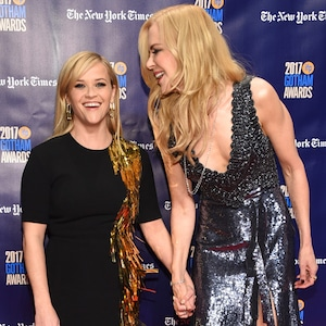 Reese Witherspoon, Nicole Kidman, Gotham Awards 2017