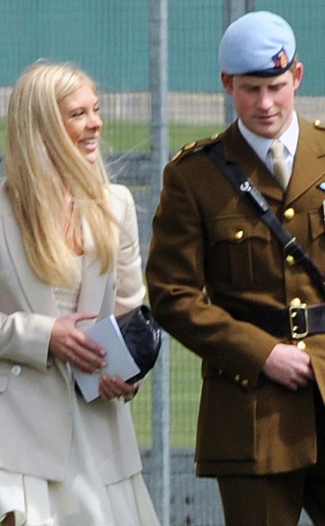 Prince Harry, Chelsy Davy