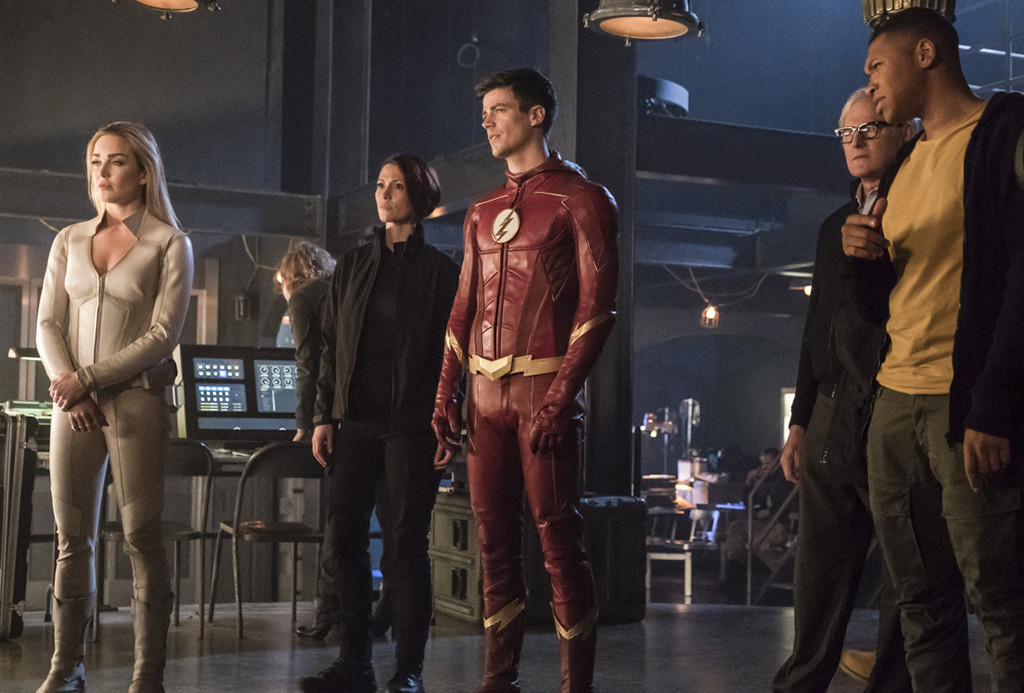 CW Crossover, The Flash, Legends of Tomorrow