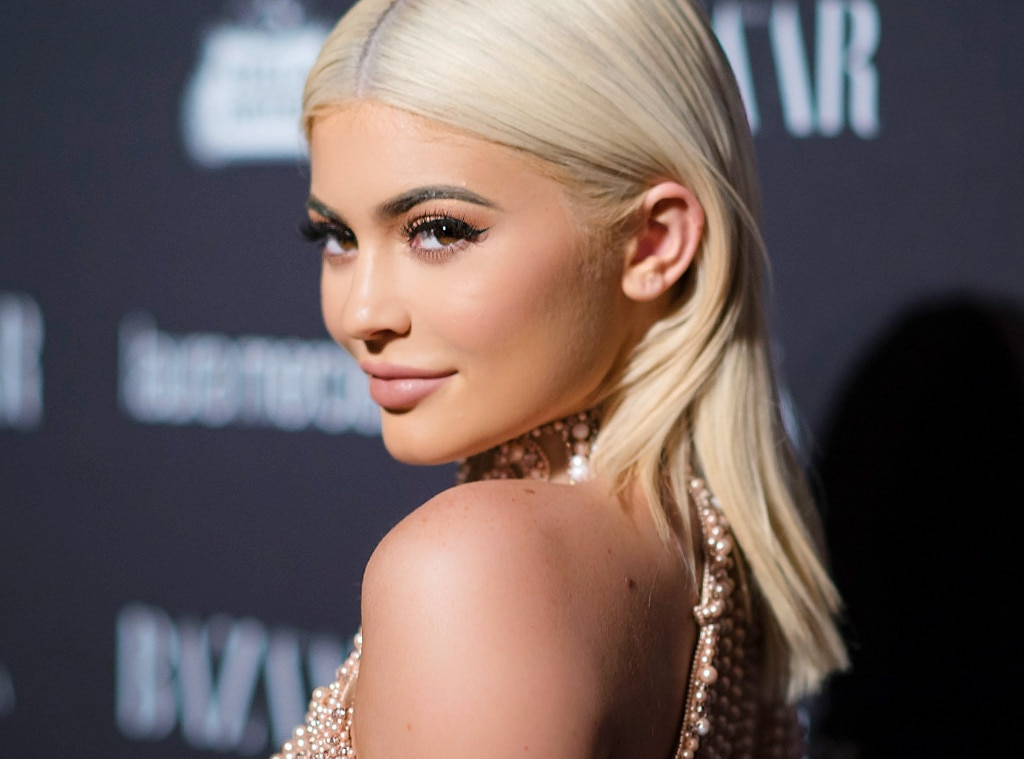 Kylie Jenner says her daughter Stormi