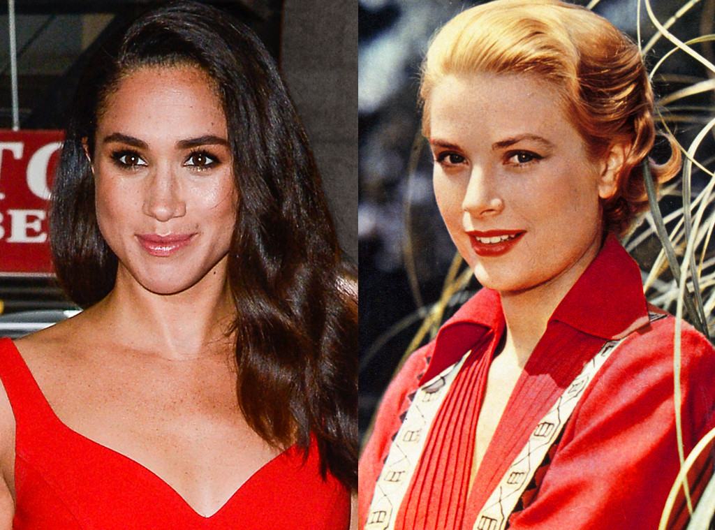 Meghan Markle Grace Kelly