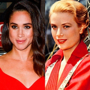 Meghan Markle, Grace Kelly