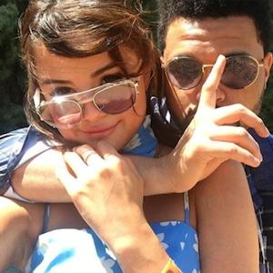 The Weeknd, Selena Gomez, Instagram