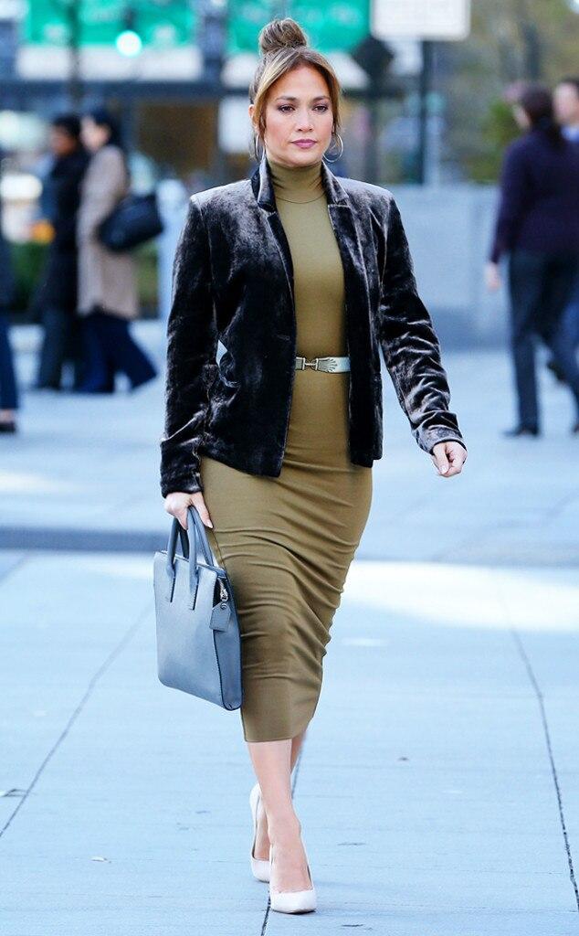 ESC: Jennifer Lopez, Best Dressed