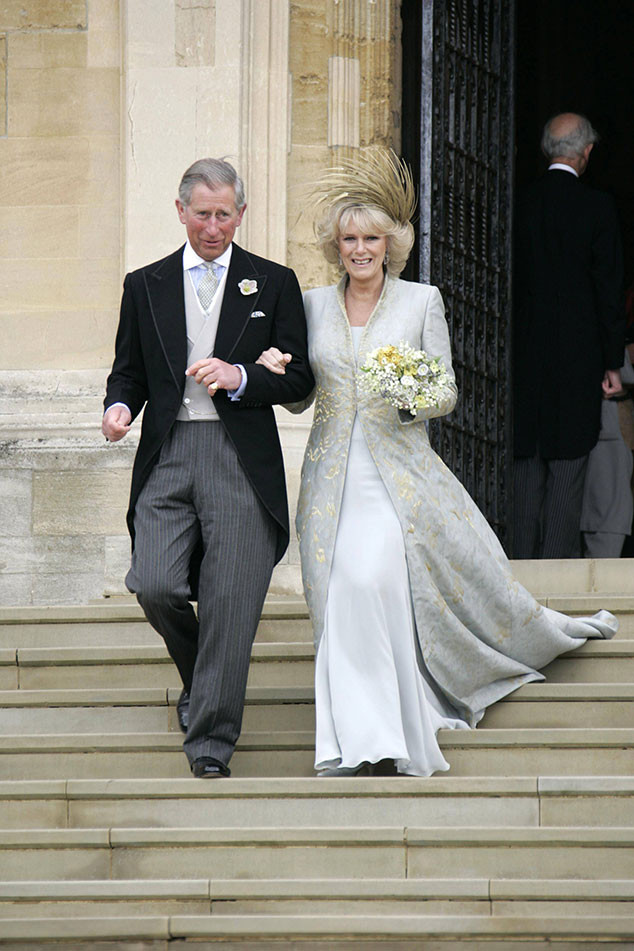 St George's Chapel, Prince Charles, Wedding, Camilla Parker Bowles