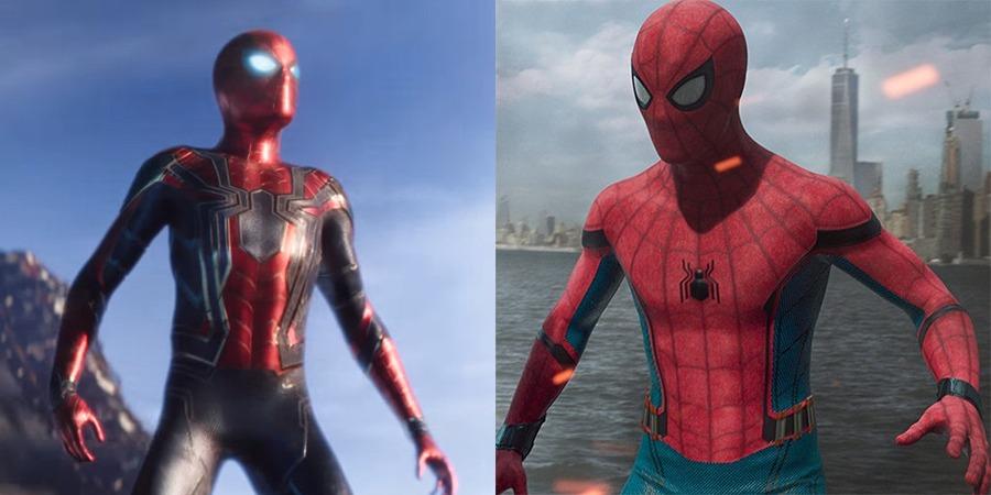 Tom Holland, Spider-Man, Avengers: Infinity War, Make