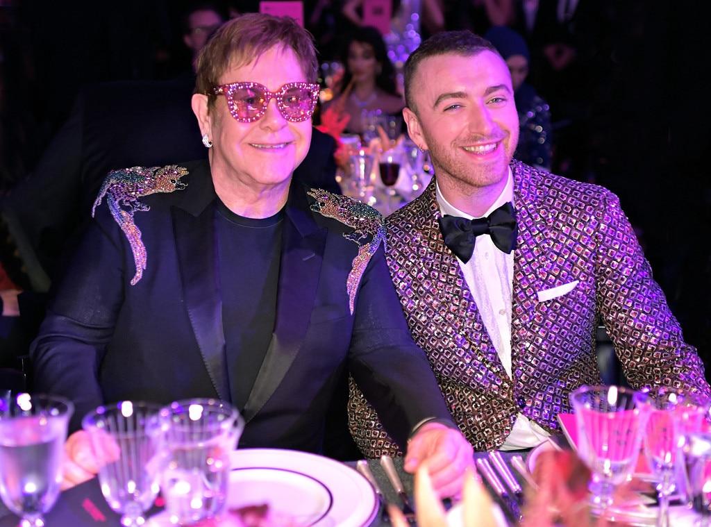 Sir Elton John, Sam Smith