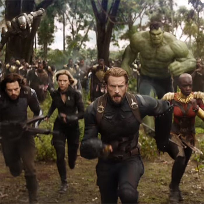 ranking the avengers infinity war makeovers from captain america s