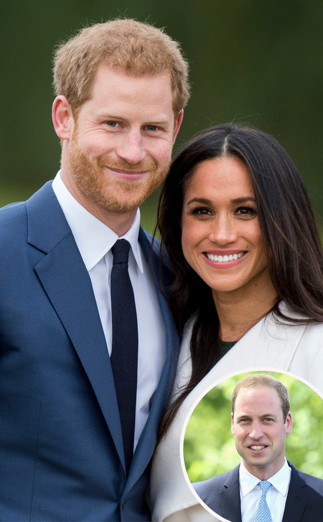 Prince Harry, Meghan Markle, Prince William
