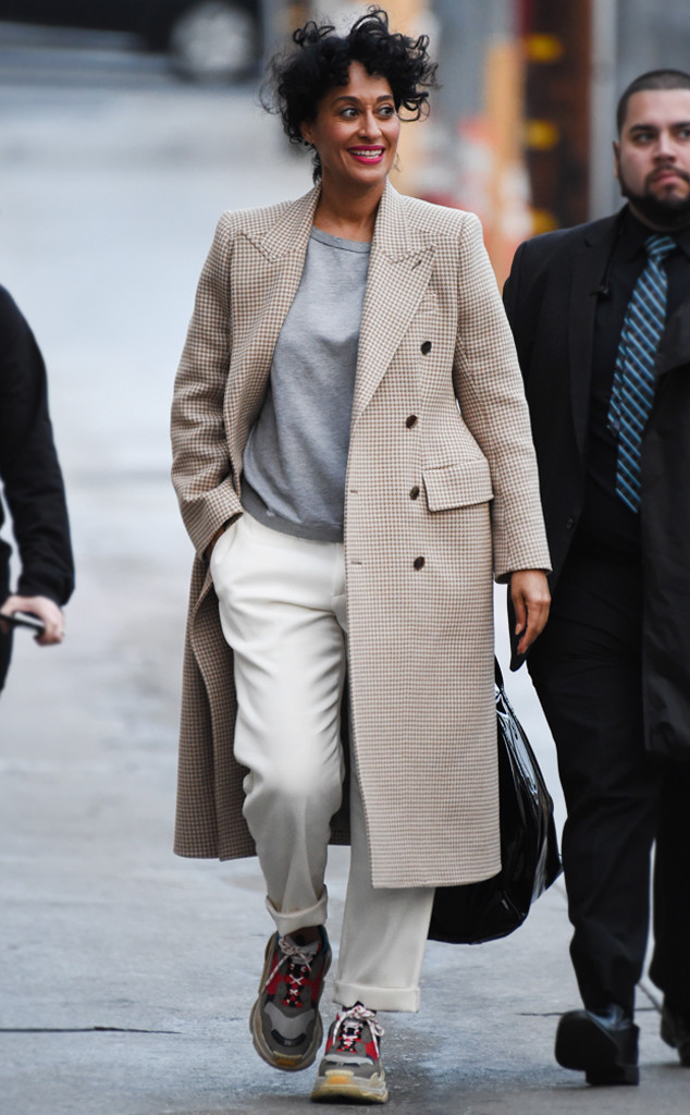 ESC: Winter Essentials, Tracee Ellis Ross