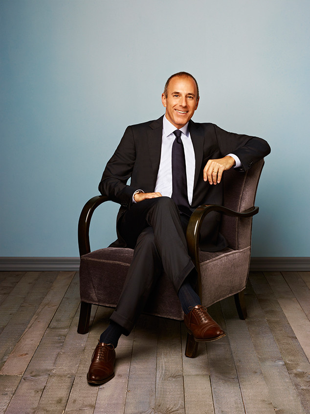 Matt Lauer, Today