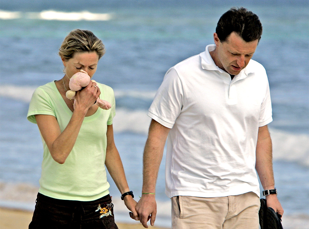 Kate McCann, Gerry McCann, Missing Madeleine McCann, May 2007