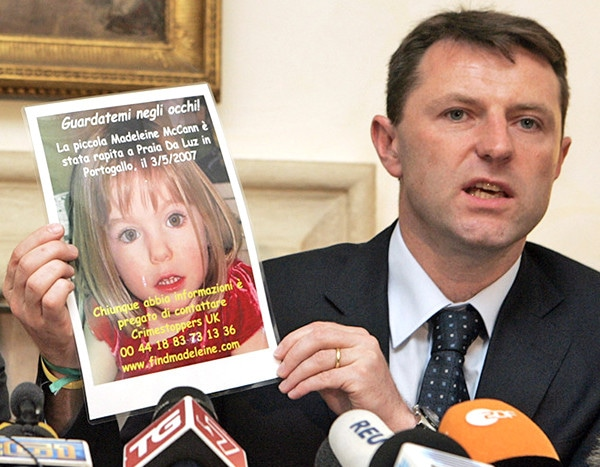 British Police Identify New Suspect in Madeleine McCann Disappearance