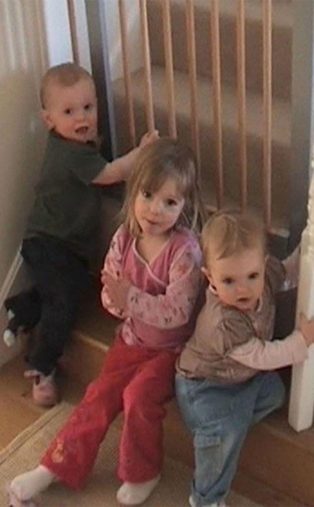 Missing Madeleine McCann, Twin Brother and Sister