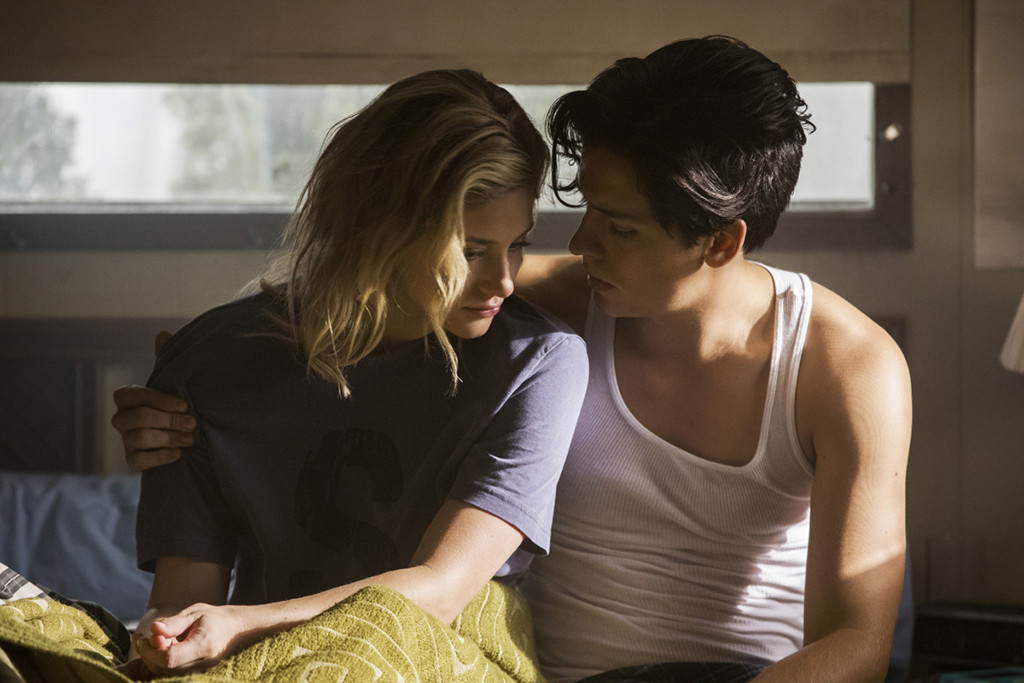 Cole SProuse, Lili Reinhart, Riverdale