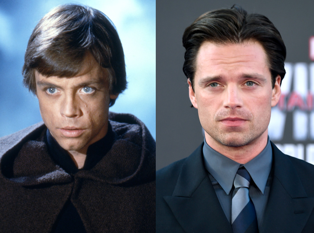 Mark Hamill, Star Wars, Sebastian Stan