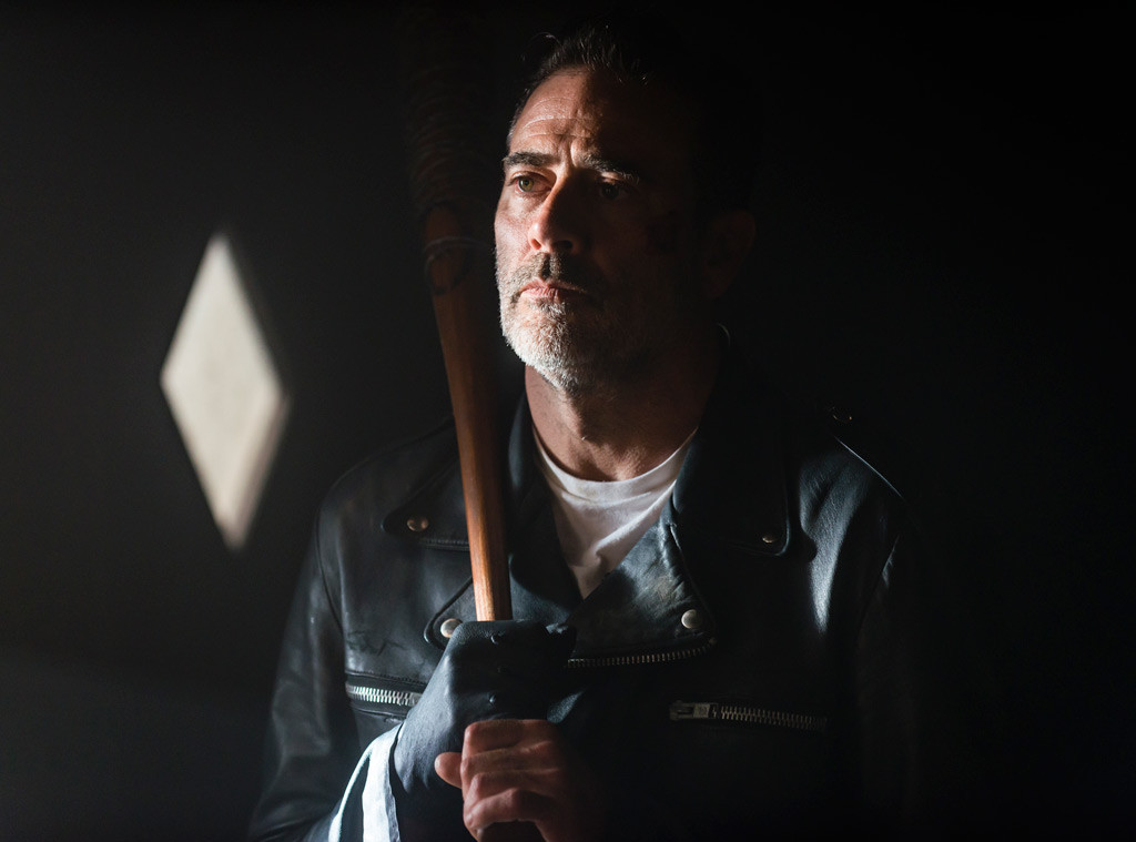 Jeffrey Dean Morgan, The Walking Dead, Season 8