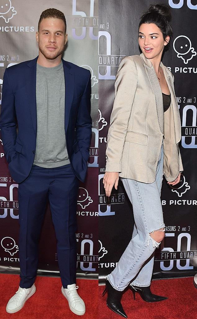Blake Griffin, Kendall Jenner