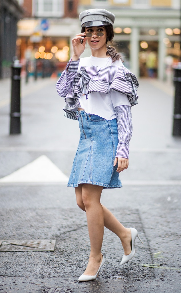 Street Style Star From Camila Cabello S Best Looks E News