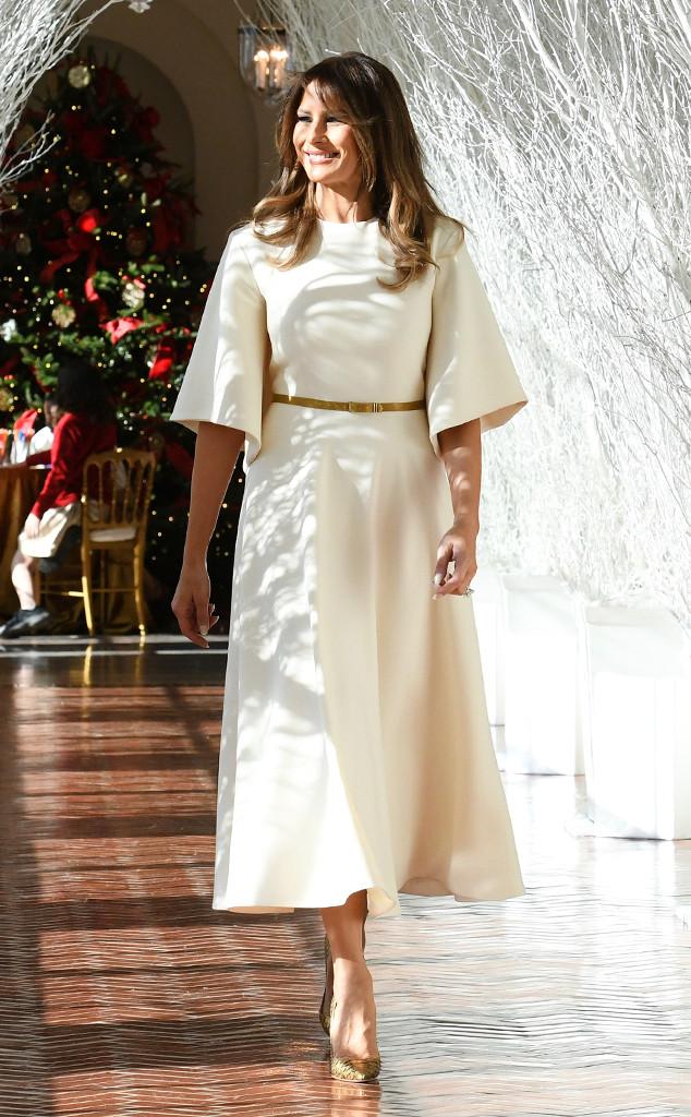 ESC: Best Dressed, Melania Trump