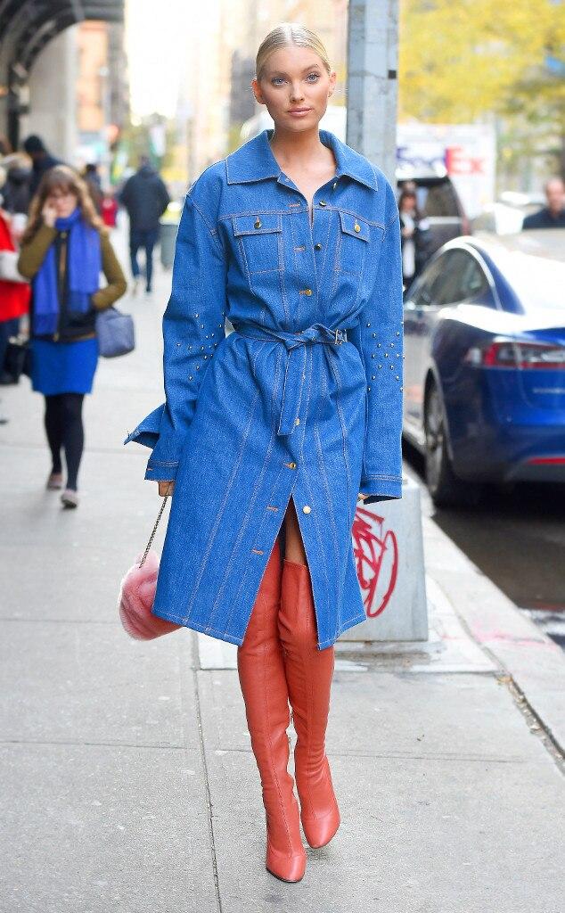 ESC: Best Dressed, Elsa Hosk