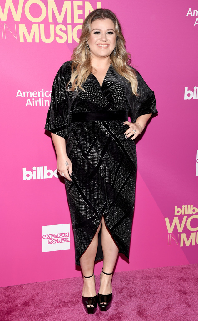 Kelly Clarkson, Billboard Women In Music 2017