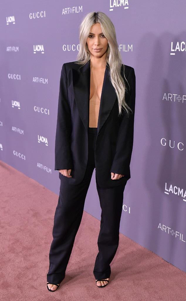 Kim Kardashian, 2017 LACMA
