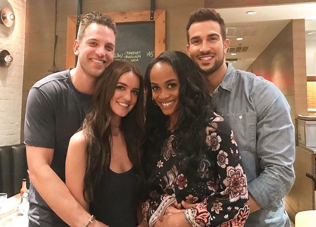 Less than a week after The Bachelor fan-favorite made his relationship with..