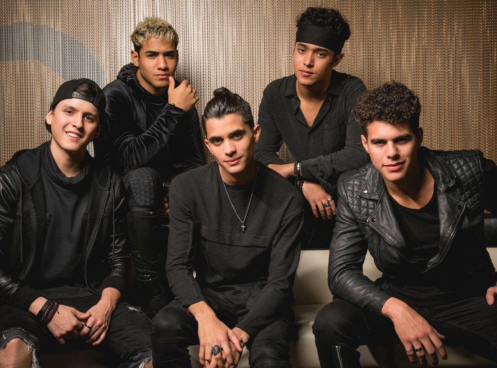 CNCO - The Latin Artist of 2018