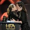 Kate Winslet, Allison Janney, 2017 Hollywood Film Awards