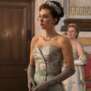 Vanessa Kirby, The Crown