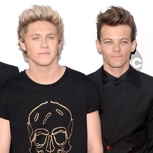 Niall Horan, Louis Tomlinson