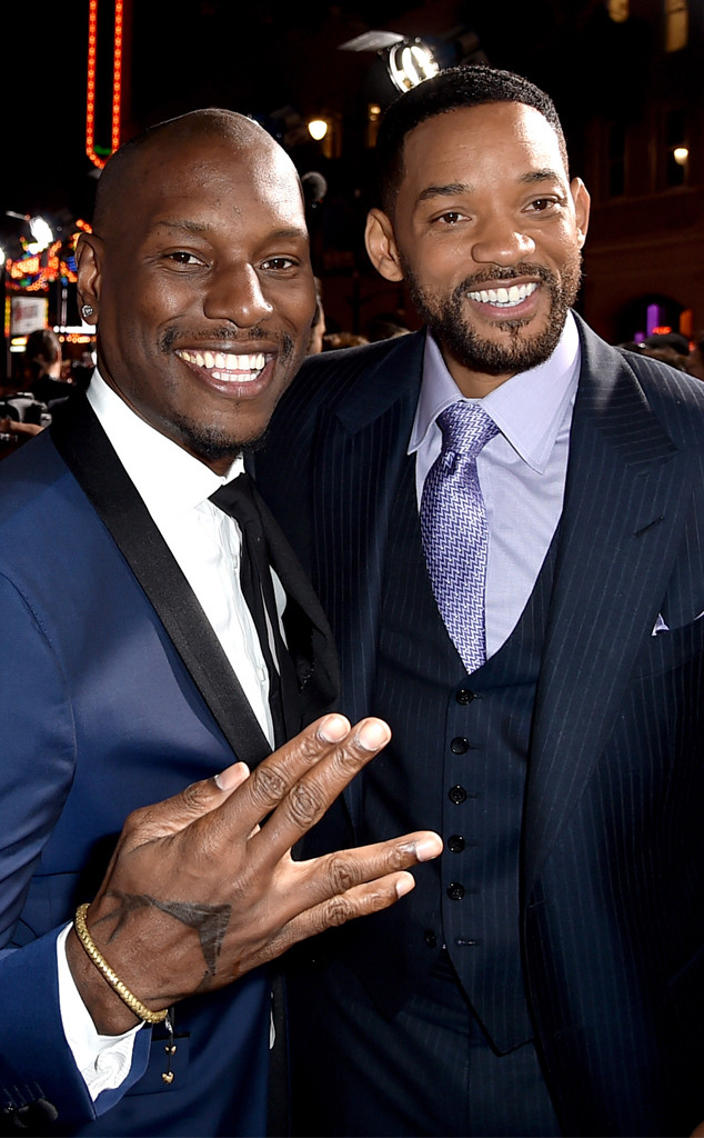 Tyrese, Will Smith