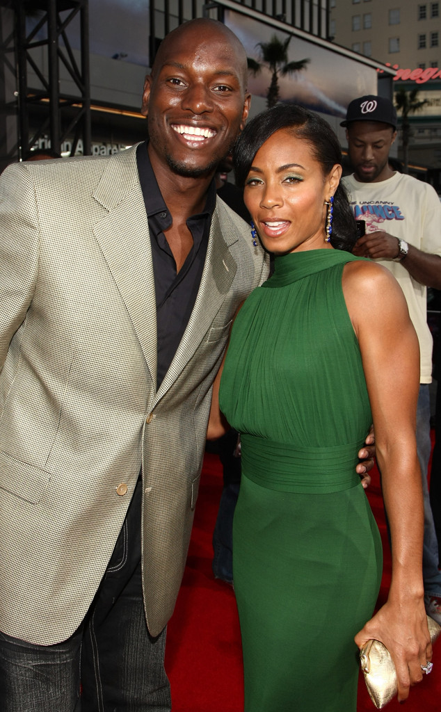 Tyrese, Jada Pinkett Smith