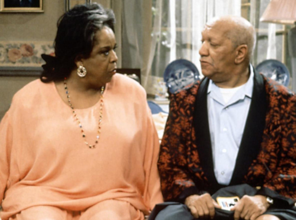 Della Reese, Redd Foxx, The Royal Family