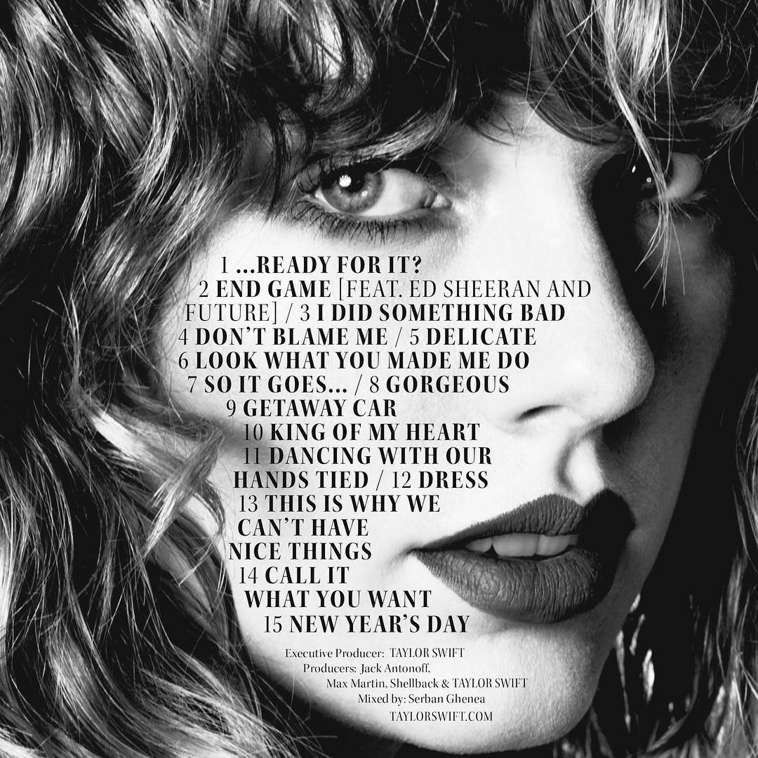 Taylor Swift Is On Track to Have the Highest Selling Album of 2019 Already