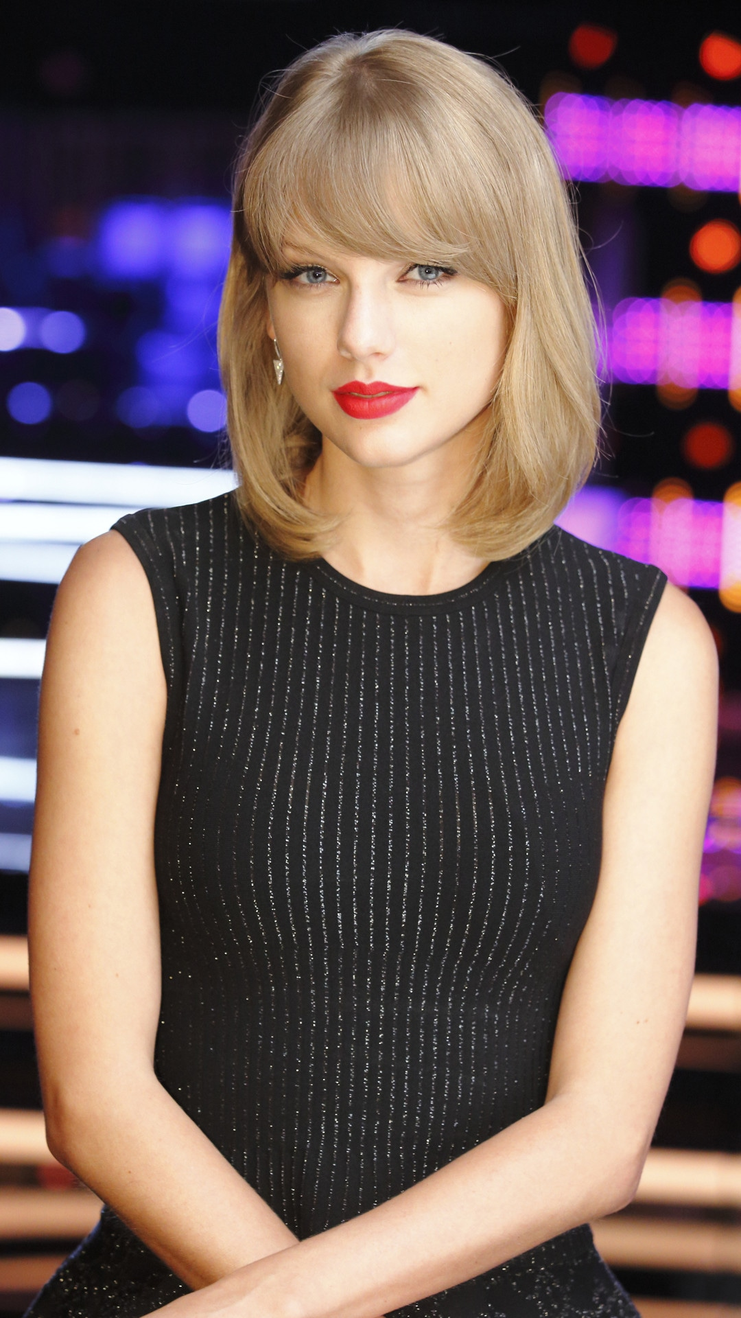 Taylor Swift, The Voice