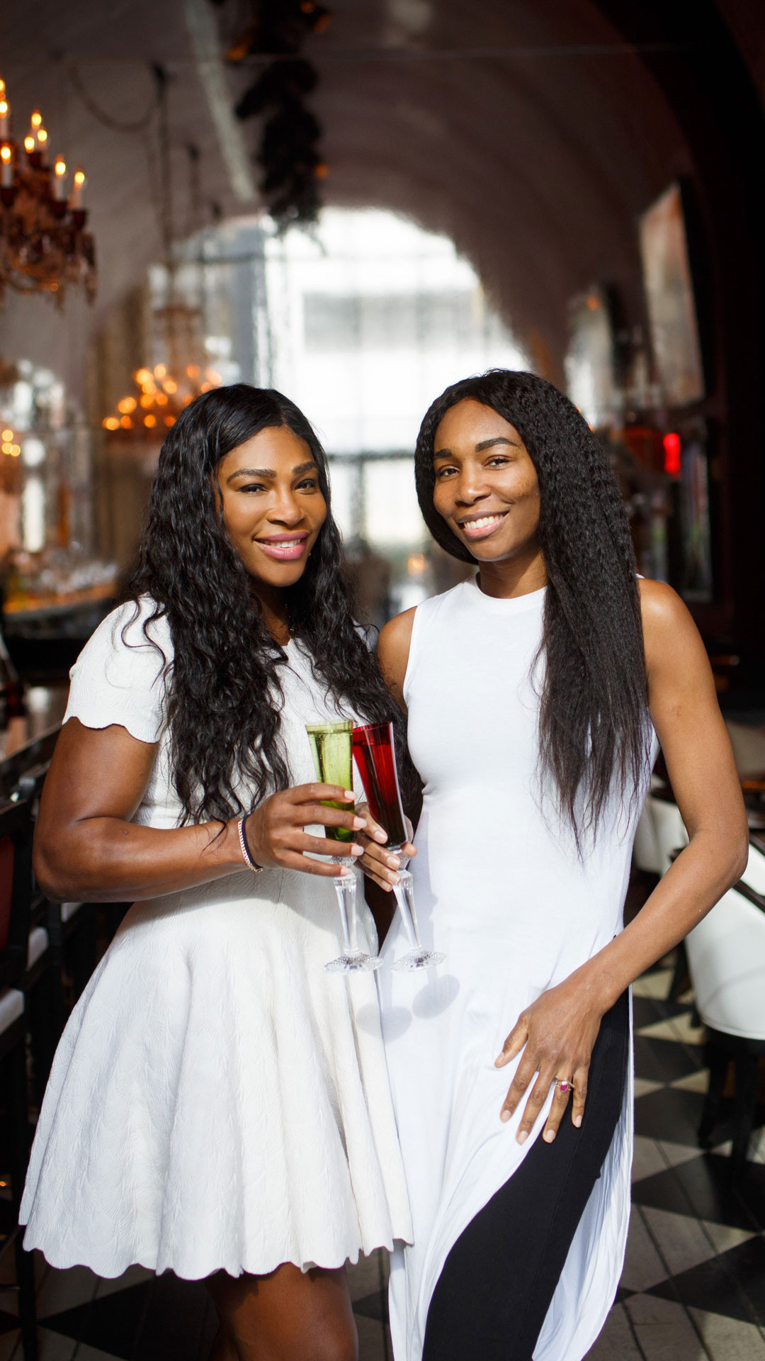 Serena Williams, Venus Williams