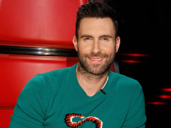 "Adam Levine Credits <i>The Voice</i> With Making Him ""a Household Name"""
