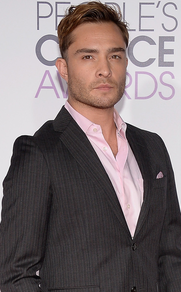Ed Westwick, People's Choice Awards