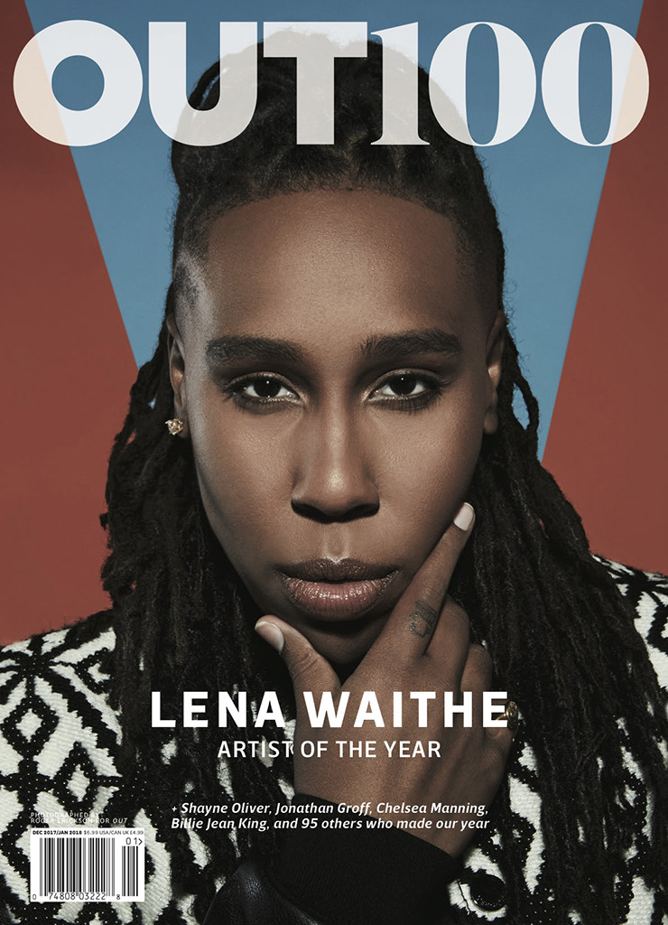OUT Magazine, Lena Waithe
