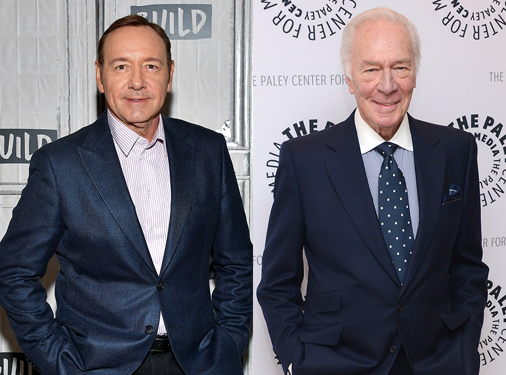 Kevin Spacey, Christopher Plummer