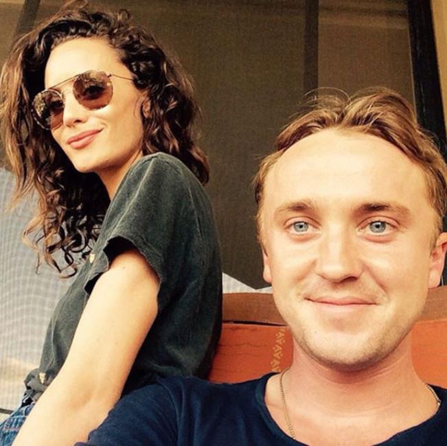 Jade Olivia, Tom Felton
