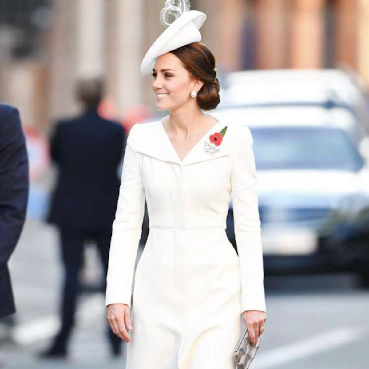 Who Does the Coat Dress Better? Kate Middleton or Melania Trump