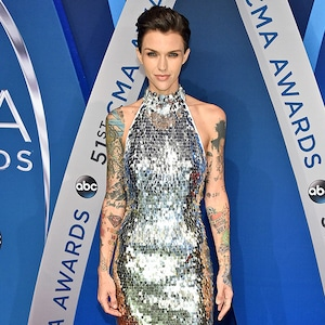Ruby Rose, 2017 CMA Awards
