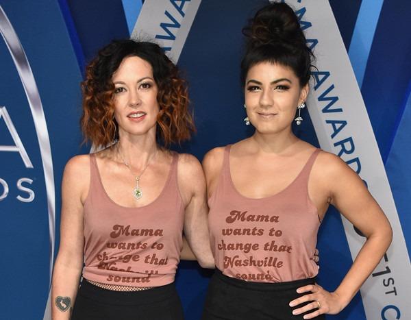 Worst Dressed Stars At Cma Awards 2017 Amanda Shires