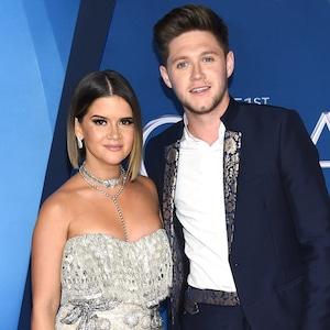 Maren Morris, Niall Horan, 2017 CMA Awards