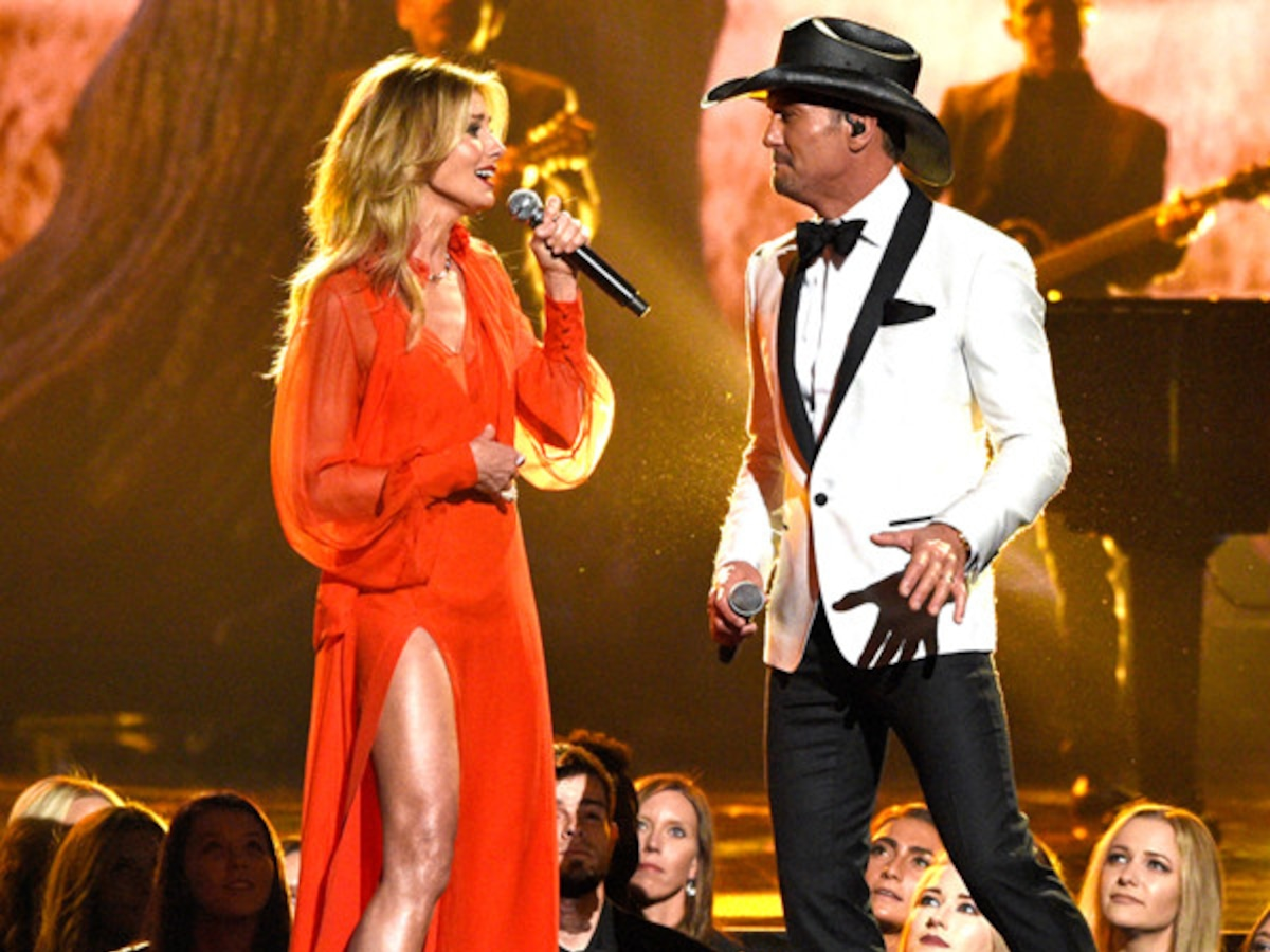 Tim McGraw And Faith Hill Spill Secrets Behind Their Healthy Marriage