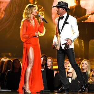 Faith Hill, Tim McGraw, 2017 CMA Awards, Show