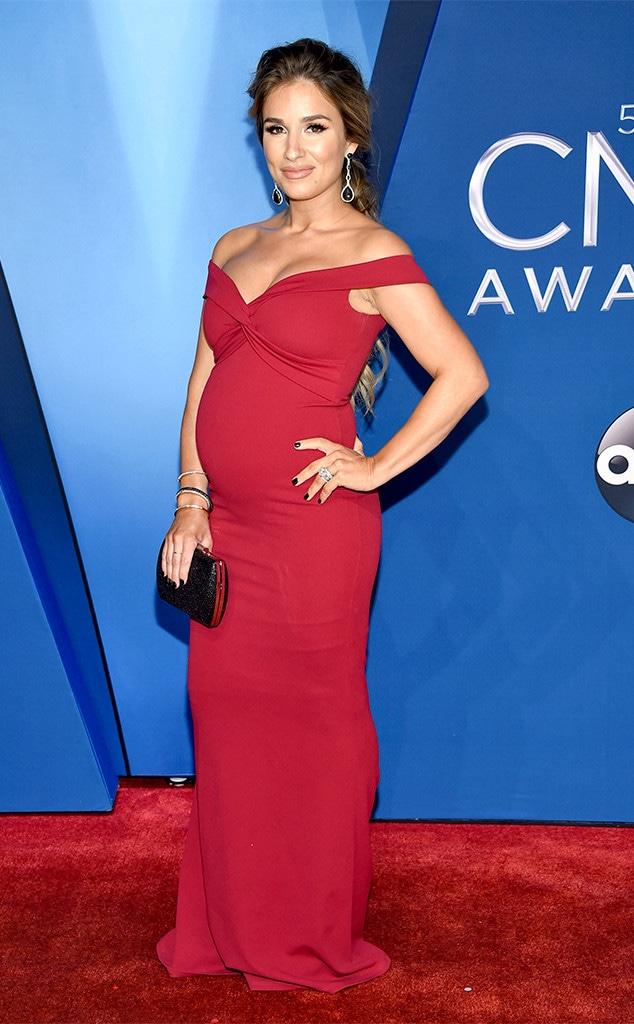 Jessie James Decker, 2017 CMA Awards